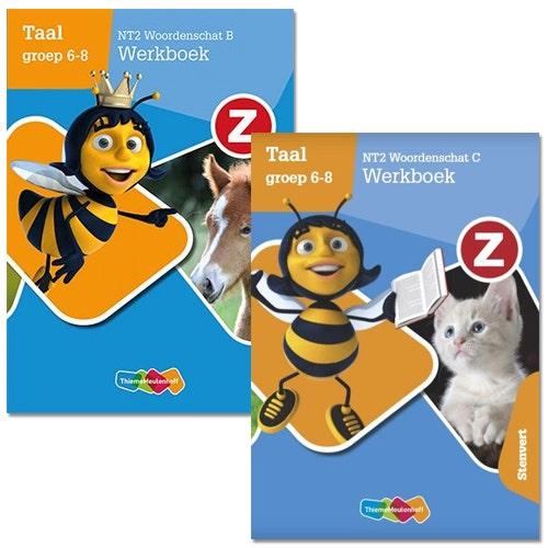 Z-Taal - NT2 Woordenschat - Zelfstandig werken