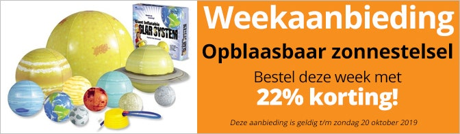 Weekaanbieding Educatheek